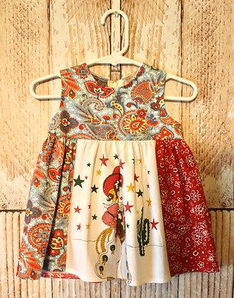 Annie Oakley dress