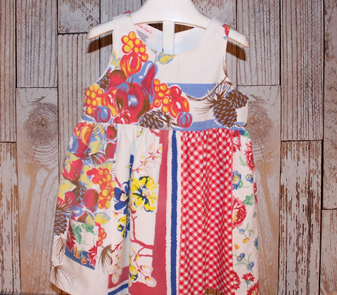 Fruits & Flowers Dress