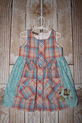 Boot Shuffle dress
