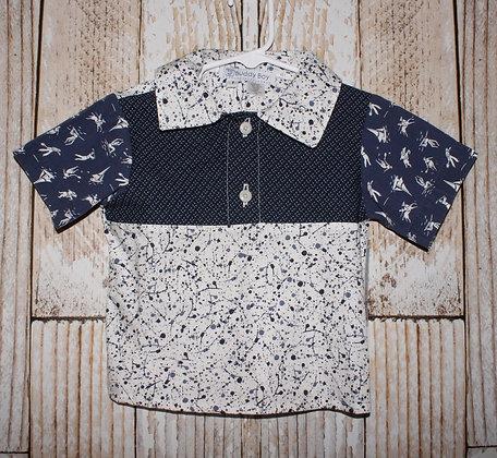 Splatter shirt