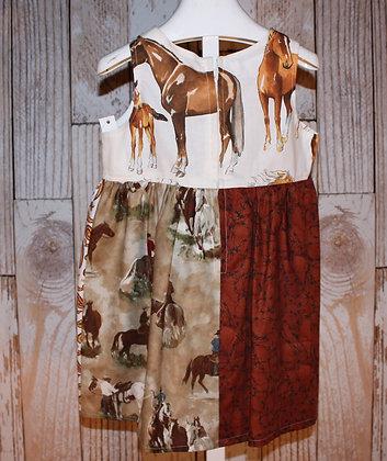 Foal Dress