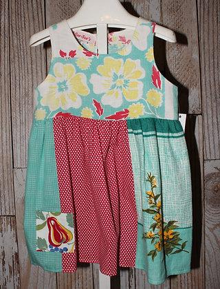 Pear Pocket Dress