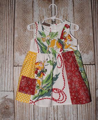 Western Rope dress