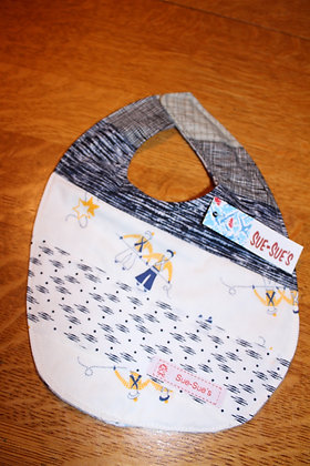 Sailor Boy Bib
