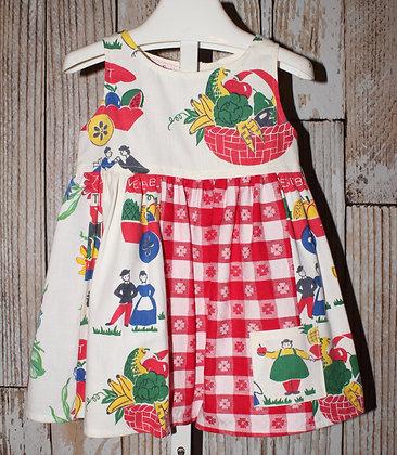 Farmer's Market dress