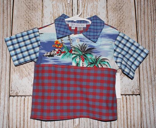 Palm trees shirt