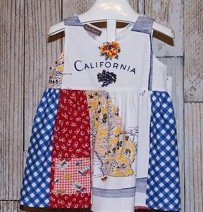 California Stat dress