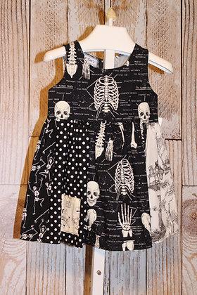 Anatomy lesson dress
