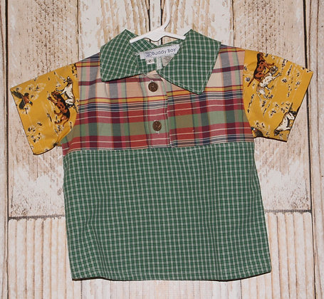 Let's go hunting shirt