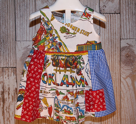 Oklahoma Dress