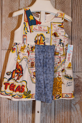 Texas State Dress
