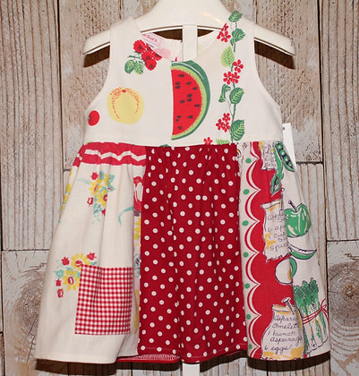 Watermelon Recipe Dress