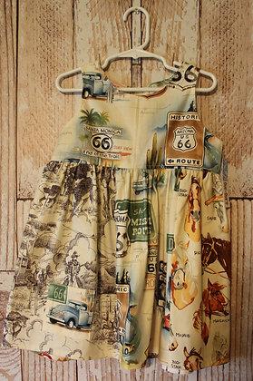 Route 66 dress