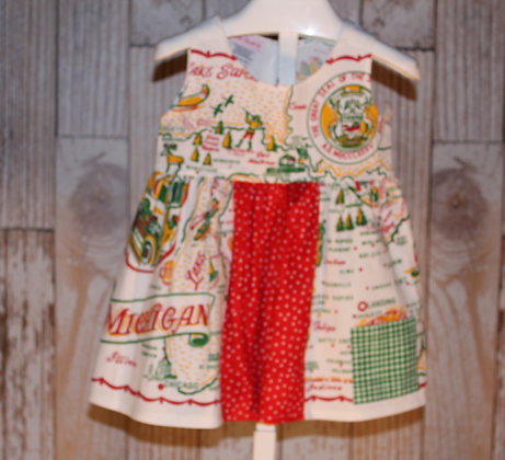 Michigan Dress