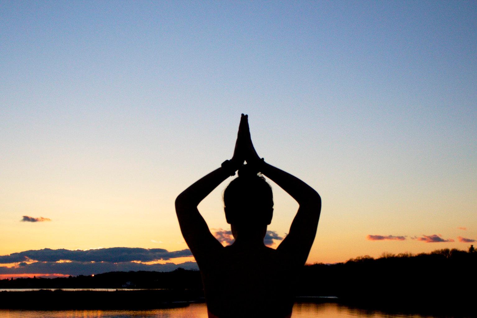 Group Vinyasa yoga