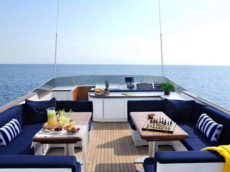 Cavo Yachting _  Blue Sky Charter