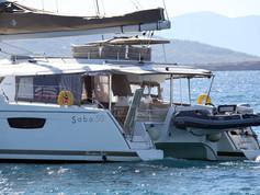 Cavo Yachting _  Fountaine Pajot Saba 50