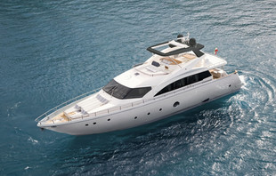 Cavo Yachting _ Ulisse _ Luxury Yacht