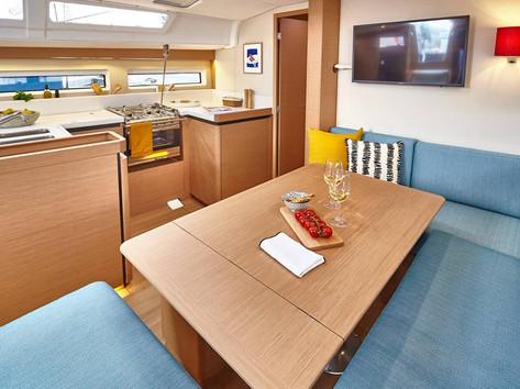 Cavo Yachting _ BenetCavo Yachting _ Jeanneau Sun Odyssey 490eau Sun Odyssey 490