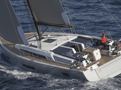 Cavo Yachting _Oceanis 51.1 Charter _At Sea