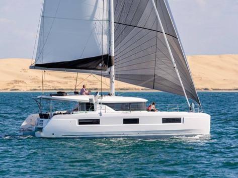 Cavo Yachting _ Lagoon 46 _ Charter