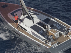 Cavo Yachting _Oceanis 51.1 _ At Sea