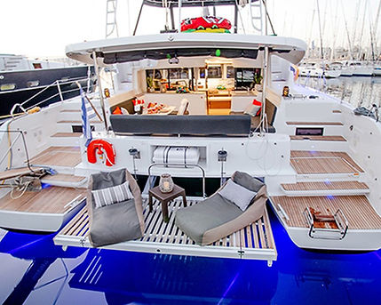Cavo Yachting _ Lagoon 46