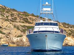 Cavo Yachting _ Astrape _ Luxury Yacht