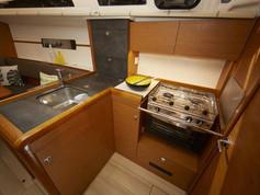 Cavo Yachting _ Jeanneau Sun Odyssey 349