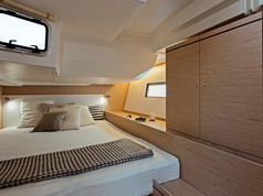 Cavo Yachting _Oceanis 51.1 Charter _ Cabin