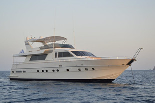 Cavo Yachting _ Aelia _ Luxury Yacht