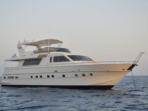 Cavo Yachting _ Aelia _ Luxury Yacht