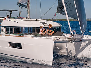 Cavo Yachting _ Lagoon 40 Charter _ At S