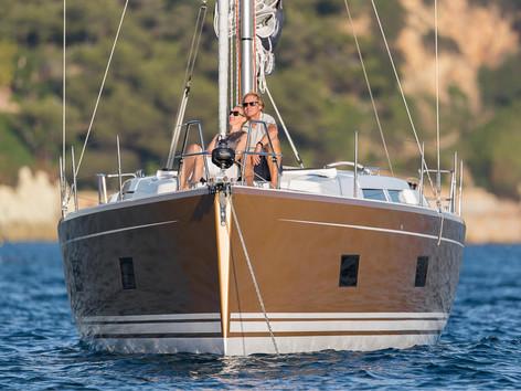 Cavo Yachting _ Hanse 418.