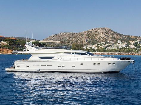 Cavo Yachting _ Vento _ Luxury Charter