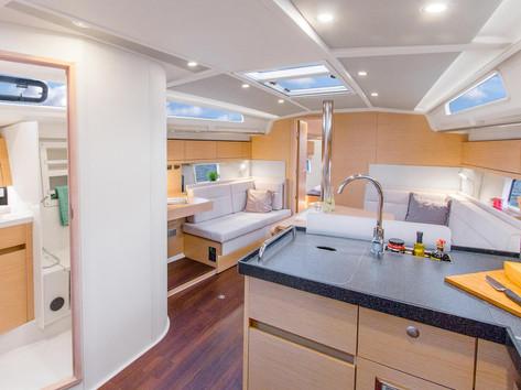 Cavo Yachting _ Hanse 418