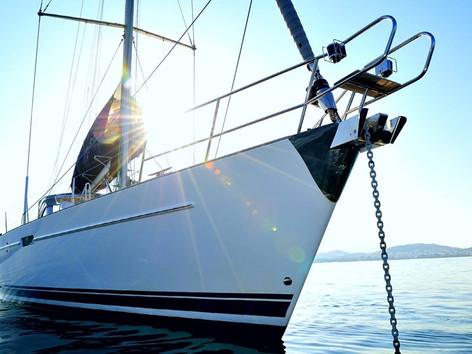 Cavo Yachting _ Beneteau 57 Charter