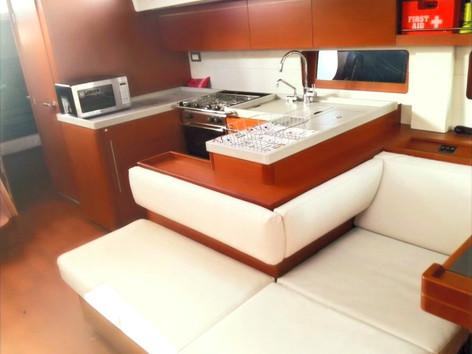 Cavo Yachting _ Beneteau Oceanis 51.1