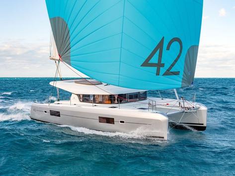 Cavo Yachting _ Lagoon 42 Charter