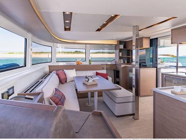 Lagoon 46 | Cavo Yachting Greece