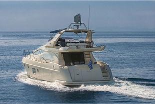Cavo Yachting _ Almaz _ Yacht Charter