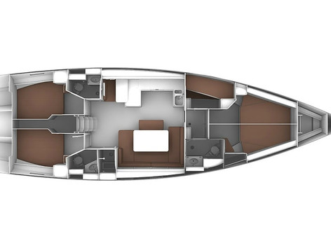 Cavo Yachting _ Bavaria Cruiser 51