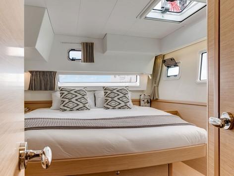 Cavo Yachting _ Lagoon 42 Charter _ Cabi