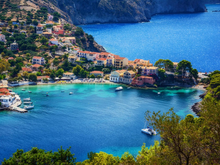 Cavo Yachting _ Sailing Vacations _ Greek Islands _ Kefalonia