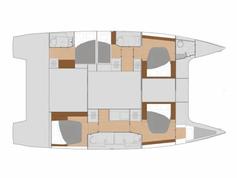 Cavo Yachting _ Fountaine Pajot 47