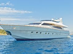 Cavo Yachting _ VYNO _ Motor Yacht Chart