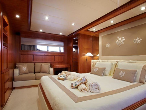 Cavo Yachting _ Freedom _ Luxury Yacht_