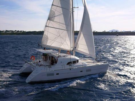 Cavo Yachting _ Lagoon 380