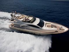 Cavo Yachting _ Blue Angel _ Yacht Chart