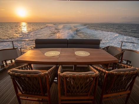 Cavo Yachting _ Salty _ Luxury Yacht